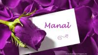 Manal Wahi
